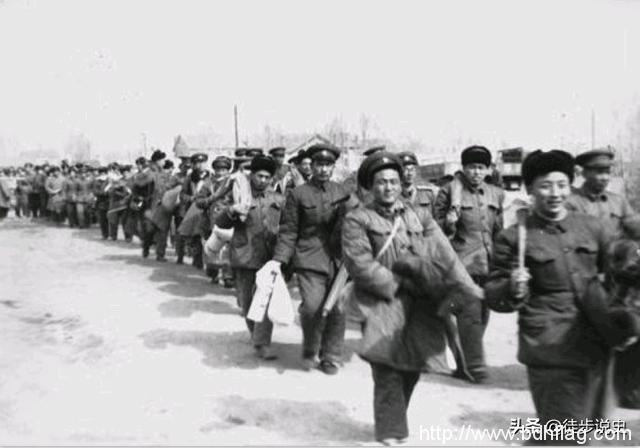 史海钩沉:上世纪五十年代铁道兵转业官兵创建的八字头农场